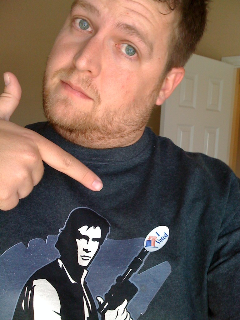 Vote Han Solo!