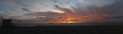 Sunset Photomerge