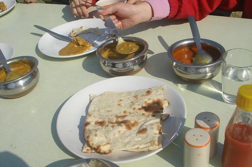 前往Jaisalmer路上1-47午餐時間_Nan饢