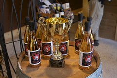 Red Barn Ciders award winning cider Burro Loco