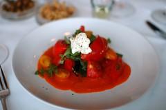 Ripe Tomato Salad