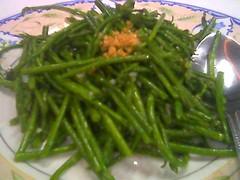 Sabah sayur manis