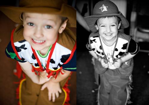 our lil cowboy 2