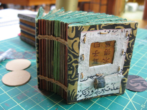 Bookmaking at John C. Campbell Folk School