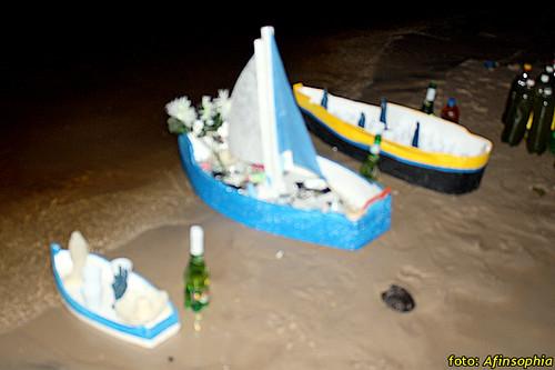 Barca Iemanjá 02 por você.