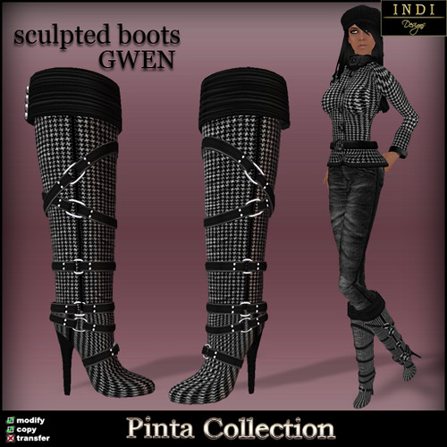 "Pinta ""Gwen"" boots"