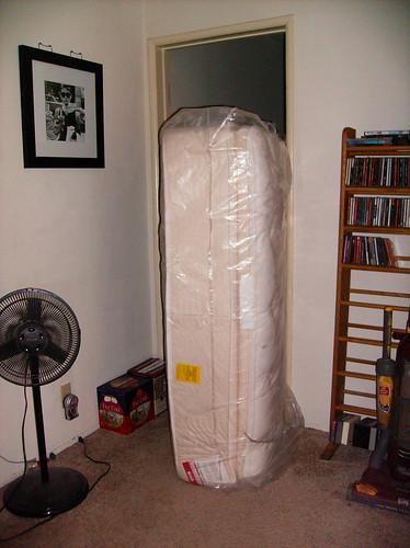 my new mattress