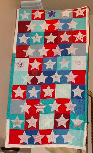 all done and quilted