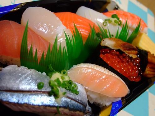 Poor Man's Sushi