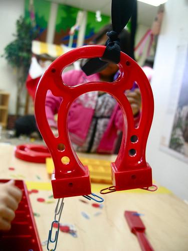 hanging magnet