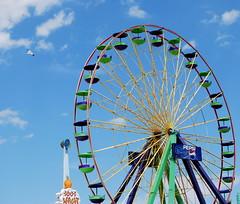 Ferris Wheel at Ocean City Boardwalk