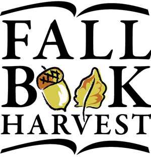 Fall Book Harvest Logo