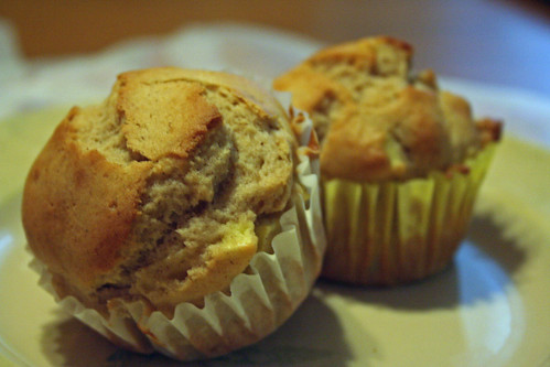Fresh Apple Muffin Goodness II