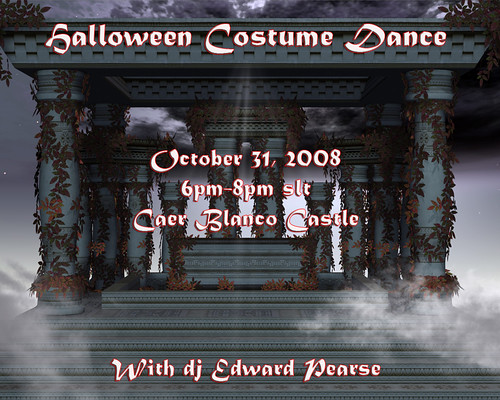 Halloween Dance in Caer Blanco (late)