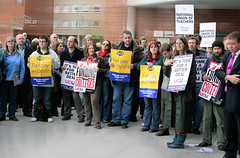 Public Sector Industrial Action