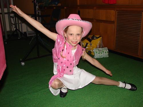 Tap costume 2007