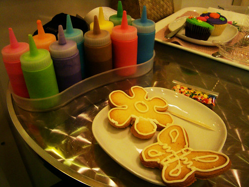 Design your own cookie kit at Marta's Cakes