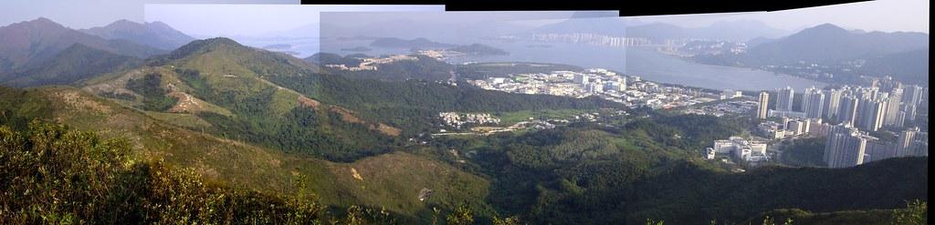 二零零八年十月鳳園panorama 3