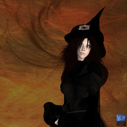 Black Witch costume from Nova
