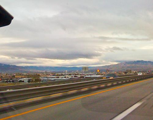 Reno, at last!