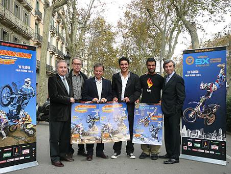 Presentación Enduro Indoor BCN by you.