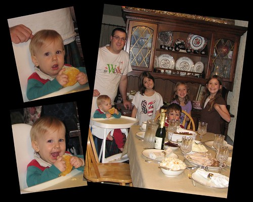 Thanksgiving 2008 Collage