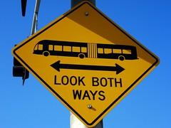 Look both ways, the Orange Line is coming