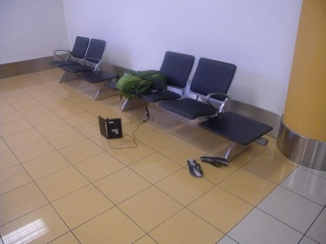 Lima airport office