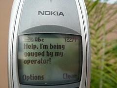 90% profit on SMSes