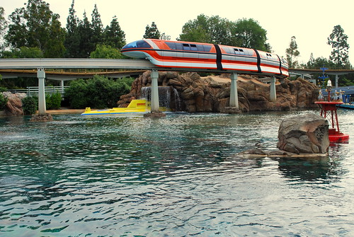 subs and monorail