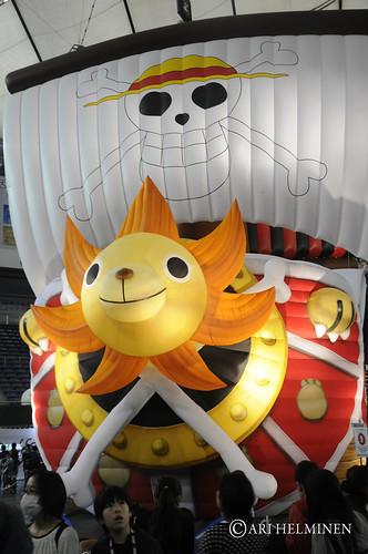 サウザンドサニー号°! 東京ドーム ワンピース. Tokyo Dome One piece
