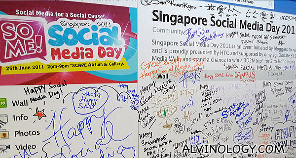 The Social Wall