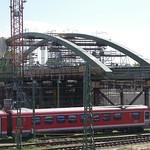 Baustelle Meierbrücke