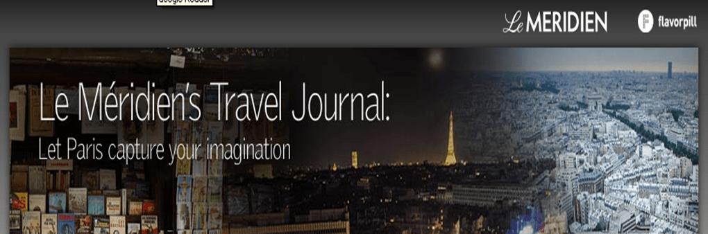 the writer travel essay contest