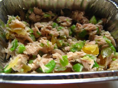 baked tuna pie