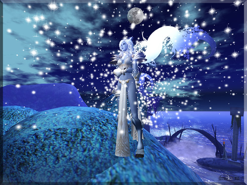 Blue Fantasy 3