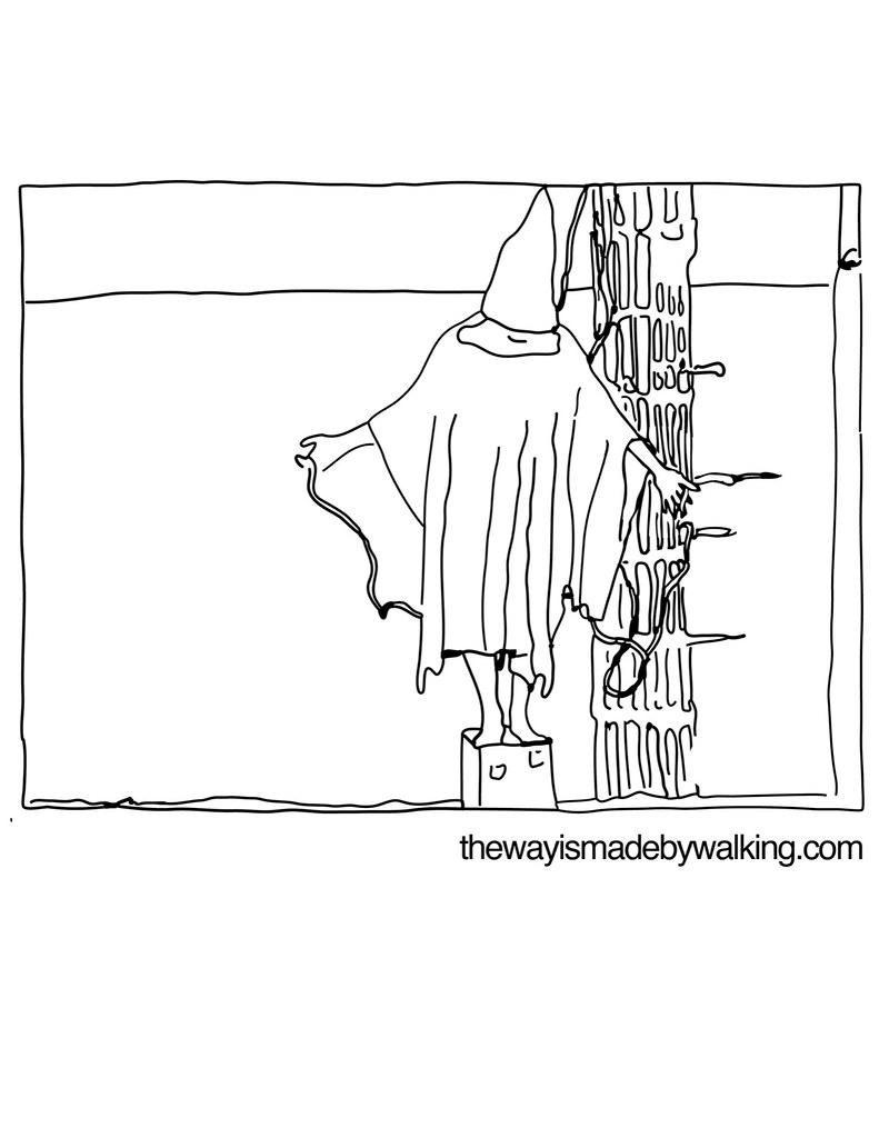 abu ghraib coloring page