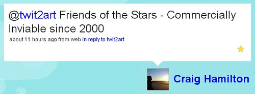 Friends of the Stars - Commercially Inviable since 2000