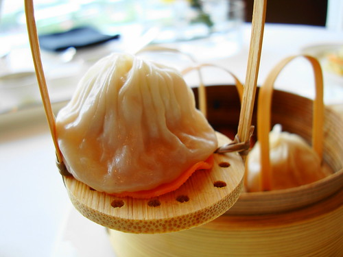 Lung King Heen, Hong Kong - xiao long bao