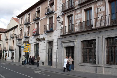 Concejalía de hacienda de Alcalá de Henares