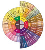 coffee tasting flavor wheel by wholelattelove.com