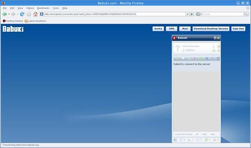 web messeger para facebook