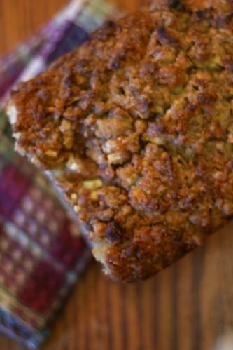 Apple Spice Loaf