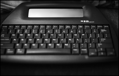AlphaSmart Neo (by StarbuckGuy)