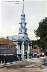 First Congregational Church, Central Square, K...