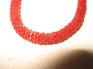 RAK2 - Bead closeup