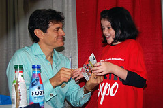 Dr. Oz and Fan
