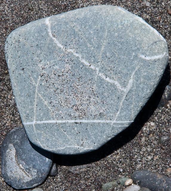 Patterned rock 1