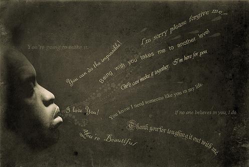 The Forgotten Blessing, Speak Life