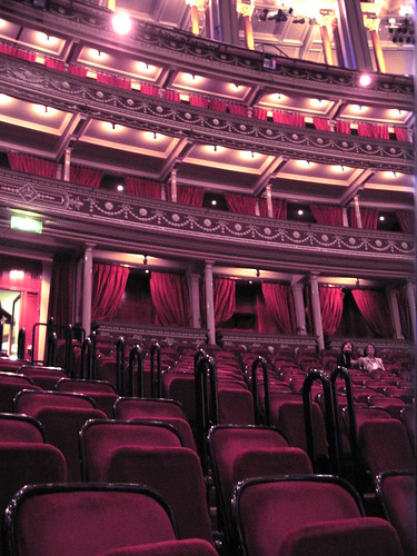 Royal Albert Hall Seats